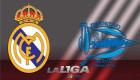 تشكيل ريال مدريد المتوقع ضد ألافيس