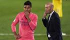 لاعب ريال مدريد يتعافى من كورونا