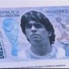 مطالبات بوضع صور مارادونا على النقود