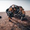 السعوديان الراجحي والسيف يتألقان في المرحلة السابعة من رالي داكار السعودية 2021