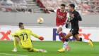 أوباميانغ: آرسنال أظهر شخصيته في الدوري الأوروبي