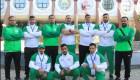 أخضر الأثقال يصل طشقند للمشاركة في بطولة آسيا