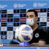 تشافي يحذر لاعبيه من النصر رغم تراجع الأداء