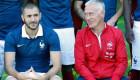 ديشامب يكشف تفاصيل عودة بنزيمة للمنتخب الفرنسي