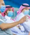 المسحل يشكر وزير الرياضة بسبب الدعم اللامحدود