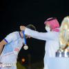 سمو وزير الرياضة يتوج الحزم بلقب دوري الدرجة الاولى للمحترفين