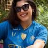 """المشجعة البرازيلية """"بيلا"""": صعب على الكرة السعودية تعويض ماجد والدعيع ونور،، واتمنى هذا البرازيلي بجوار حمدالله!!"""