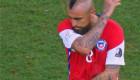مدرب تشيلي يبرر غضب فيدال