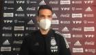 مدرب الأرجنتين يكشف موقفه من أجويرو