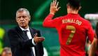 مدرب البرتغال: لا يمكننا الفوز بواسطة كريستيانو فقط
