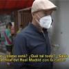زيدان ينفعل على صحفي بسبب ريال مدريد