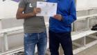 الخزاعي يحصل على شهادة الرخصة التدريبية الآسيوية C