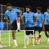 الفتح يواصل تدريباته.. والمحمد صالح يشارك لأول مرة