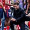 سيميوني يرد على تقارير البقاء مع أتلتيكو مدريد