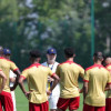 مينيز يمنح خبر سعيد للاعبي النصر