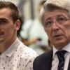 رئيس أتلتيكو مدريد يعلق على عودة غريزمان