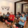 المرداسي يشرح للاعبي الشباب التعديلات الجديدة في الكرة القدم