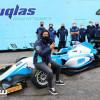 السائقة السعودية ريما الجفالي تعبر عن سعادتها بأدائها المميز ضمن بطولة الفورمولا 3 البريطانية