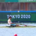 أولمبياد طوكيو.. حسين علي رضا يتأهل للملحق في التجديف