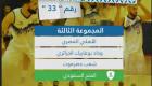 """الفتح في المجموعة الثالثة في البطولة العربية لكرة السلة للرجال """"33"""""""