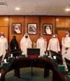 عبدالرحمن المقبل يستقبل رئيس واعضاء جمعية اللاعبين القدامى بالشرقية ويؤكد المساعدة والدعم