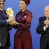 بلاتر يلوم فرنسا والمانيا على استضافة قطر لكأس العالم 2022