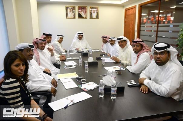 اجتماع رؤساء اللجان