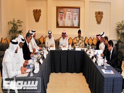 اجتماع سابق للجنة التنفيذية