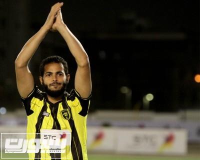 احمد الفريدي لاعب الاتحاد