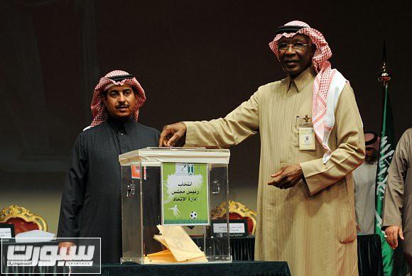احمد عيد يدلي بصوته