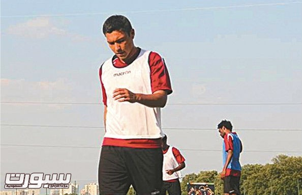 ادواردو لاعب الفيصلي