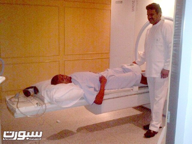 اصابة محمد حسين