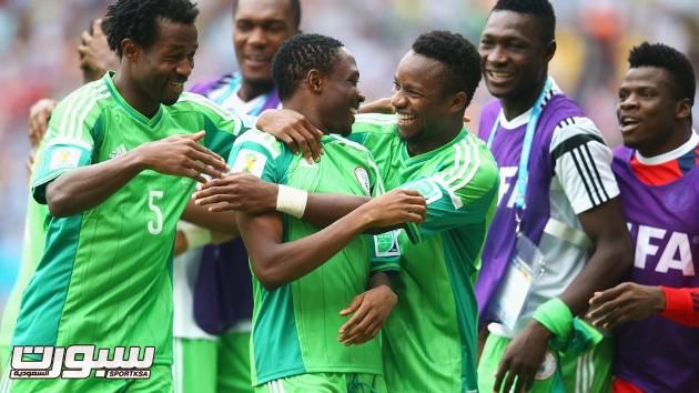 الارجنتين نيجيريا 23