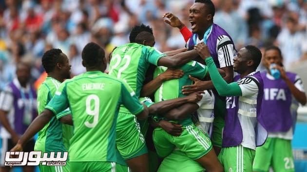 الارجنتين نيجيريا 24