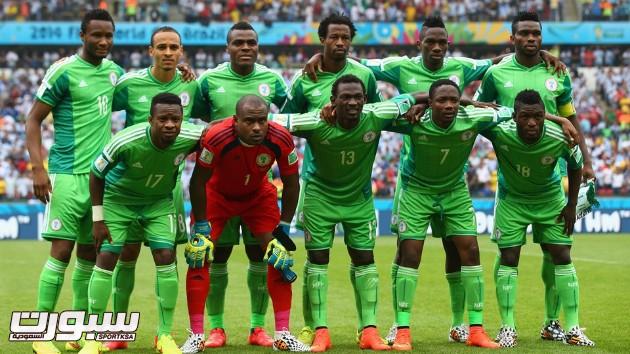 الارجنتين نيجيريا 7