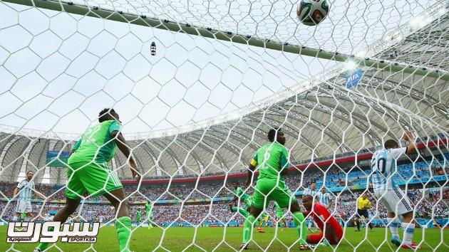 الارجنتين نيجيريا 9
