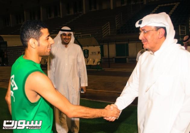 الاهلي خالد بن عبدالله 2