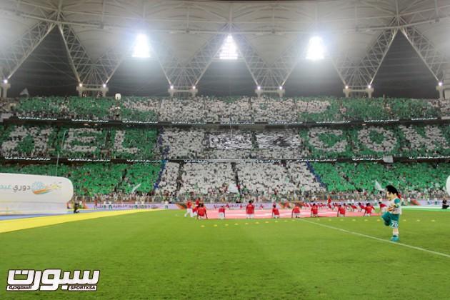 صور من مباراة الاهلي والنصر
