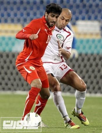 البحرين فلسطين