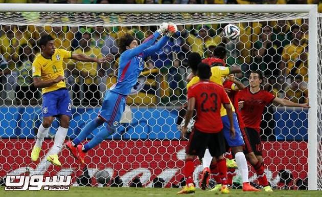 APTOPIX Brazil Soccer WCup Brazil Mexico