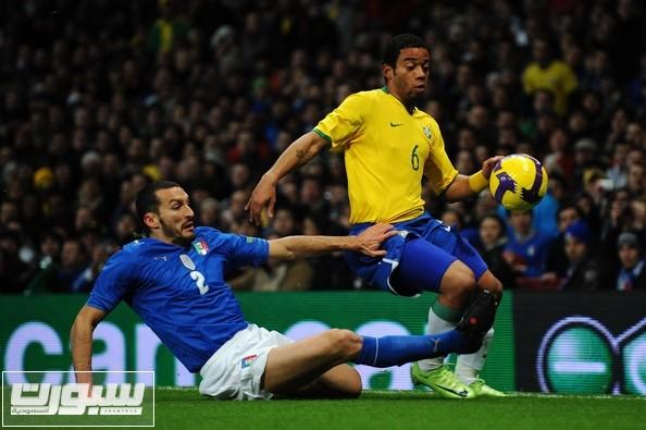 البرازيل ايطاليا