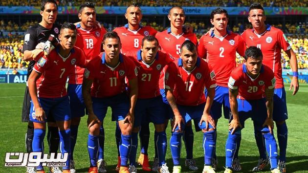البرازيل تشيلي 11