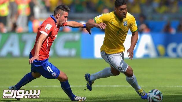 البرازيل تشيلي 12 هالك