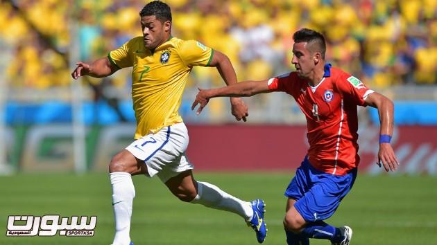 البرازيل تشيلي 15