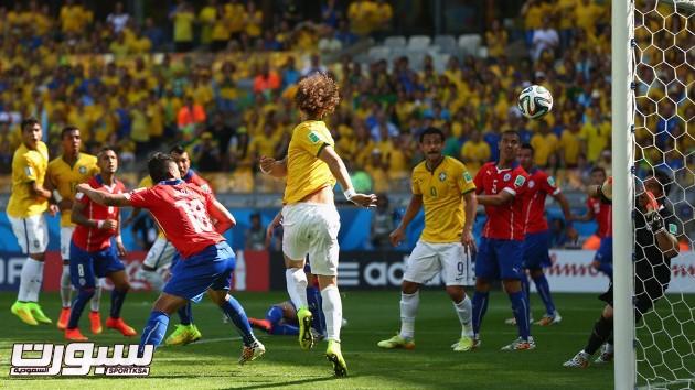 البرازيل تشيلي 16