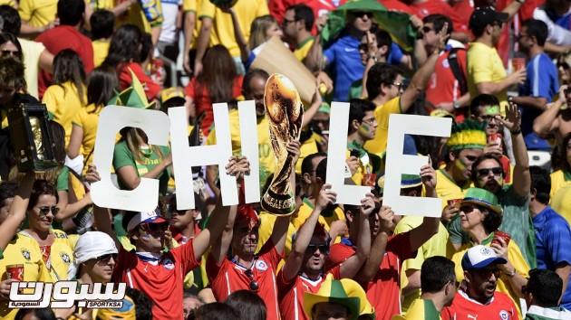البرازيل تشيلي 2