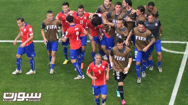 البرازيل تشيلي 24