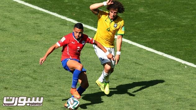 البرازيل تشيلي 25