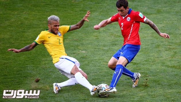 البرازيل تشيلي 27