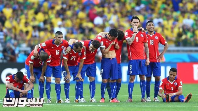 البرازيل تشيلي 31